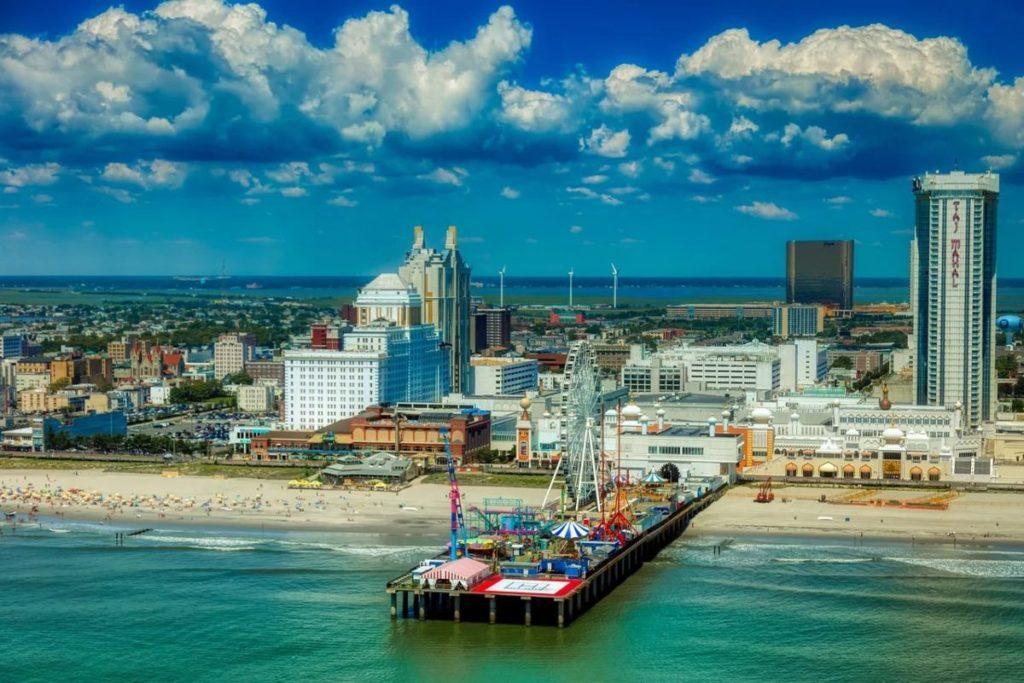 Atlantic City: główne atrakcje i co warto zobaczyć?