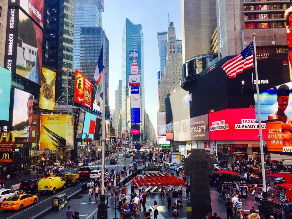 Nowy Jork w dobie Koronawirusa