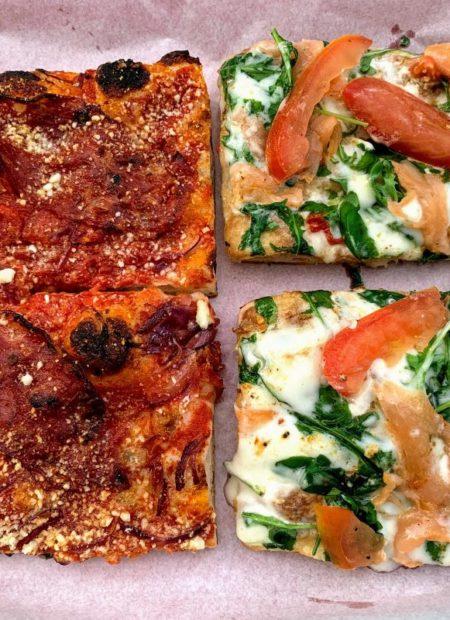Va Bene - czy pizza na kawałki może być dobra?